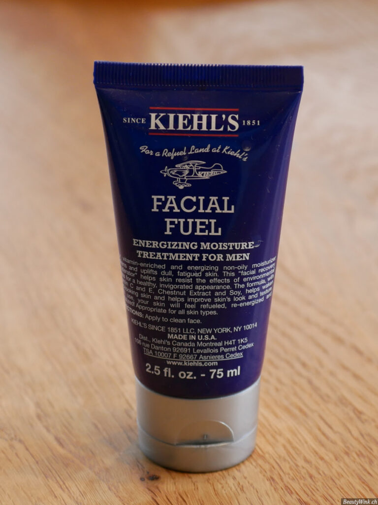 Kiehl's Facial Fuel Packung