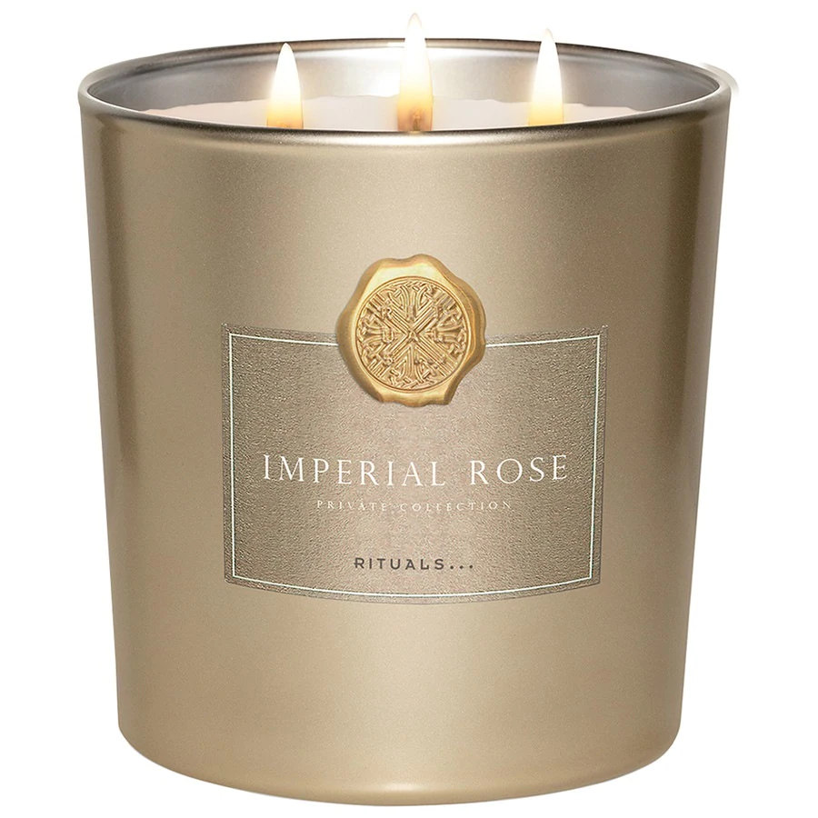Rituals Private Collection Imperial Rose Scented Candle Packung