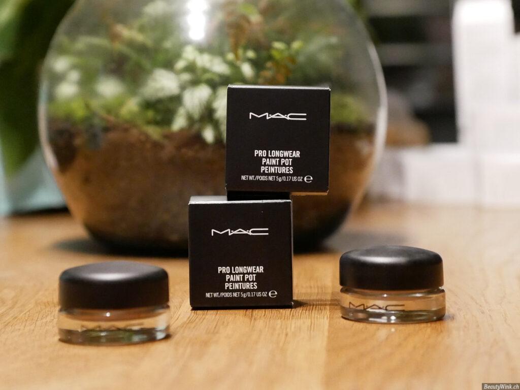 Lidschatten MAC Pro Longwear Paint Pots Verpackung
