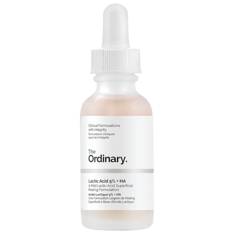 The Ordinary Lactic Acid 5% + HA Packung