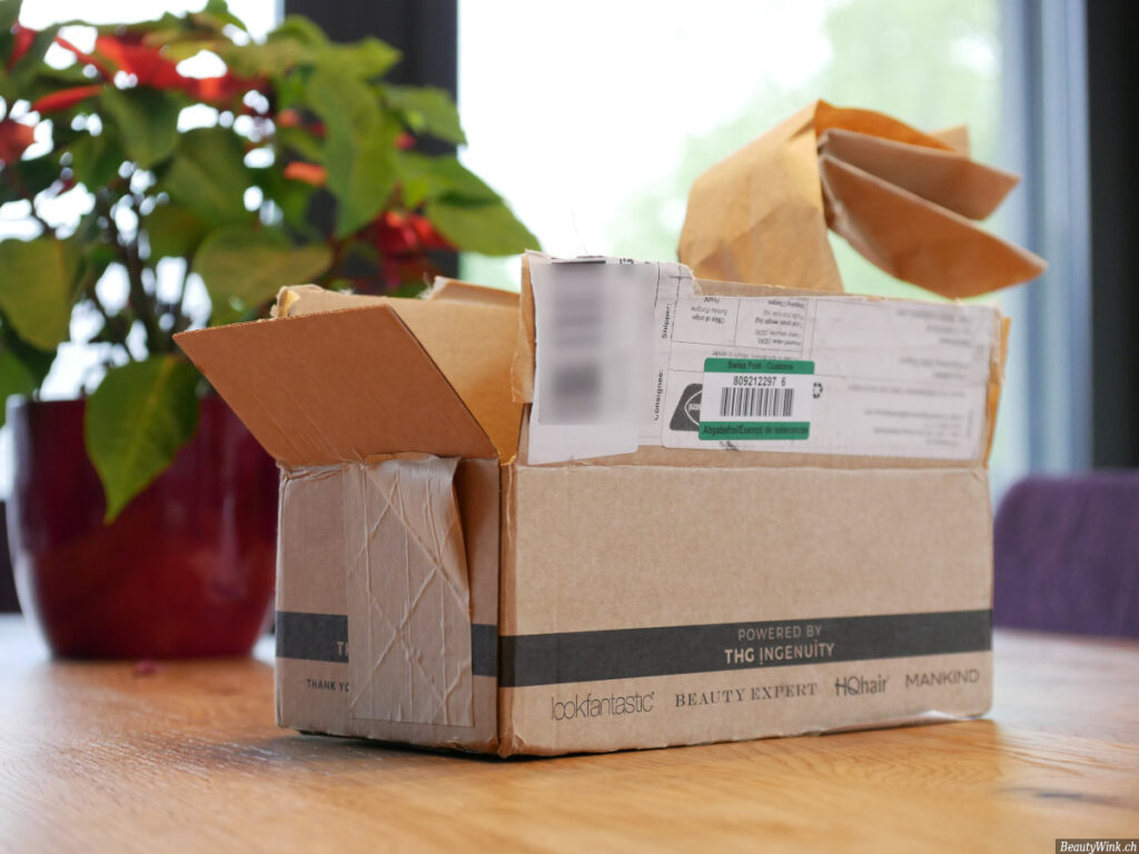 Lookfantastic Packung