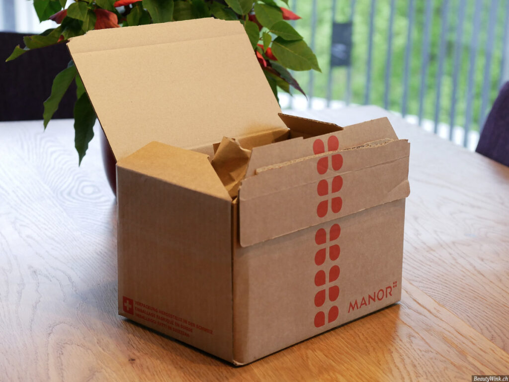 Manor Packung