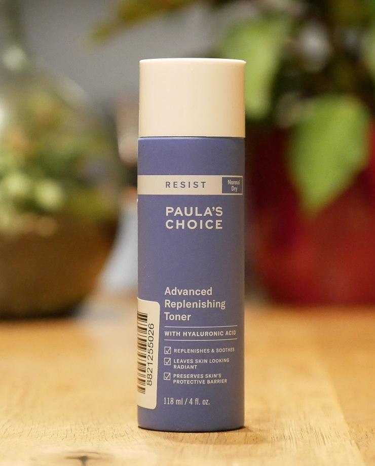 Paula's Choice Resist Advanced Replenishing Toner—ein antioxidantes und peptides Booster für den ganzen Tag