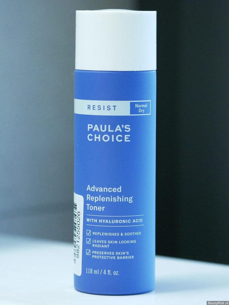 Paula's Choice Resist Advanced Replenishing Toner Packung vorne