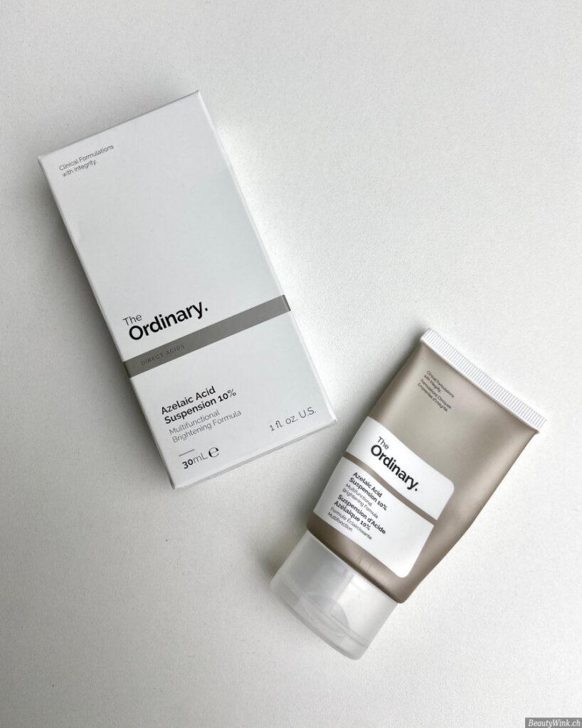 The Ordinary Azelaic Acid Suspension 10% Verpackung