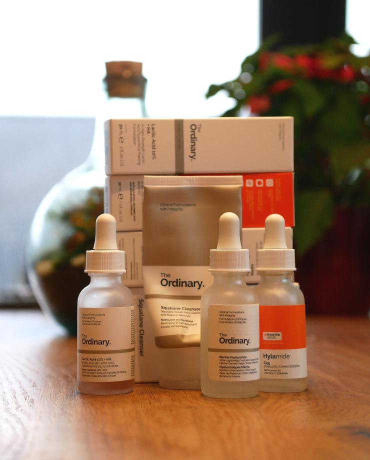 The Ordinary Routine für empfindliche Haut: alle Produkte einzeln erklärt