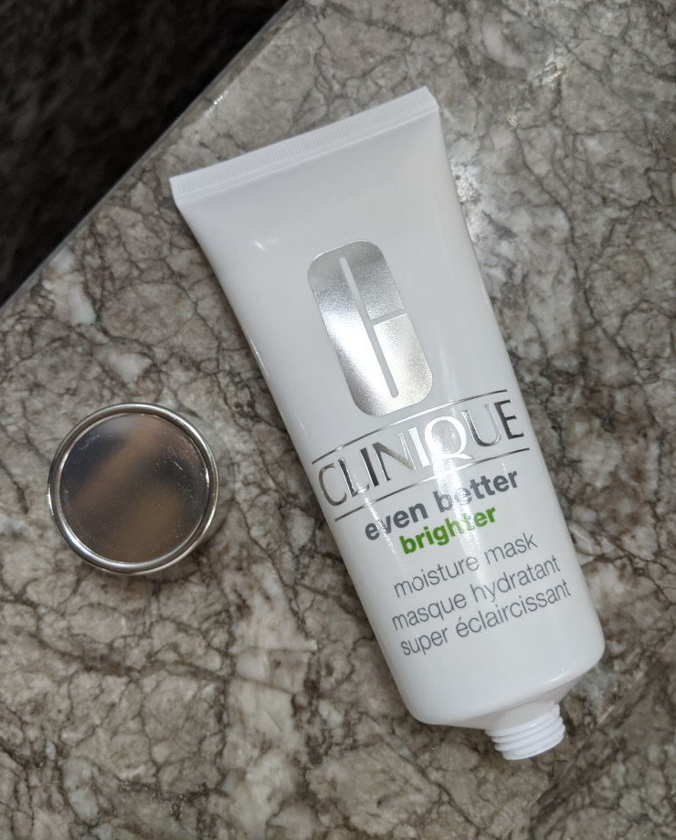 Clinique Even Better Brighter Moisture Mask—Mein neues Musthave an einem Filmabend