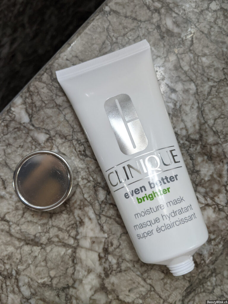 Clinique Even Better Brighter Moisture Mask Packung